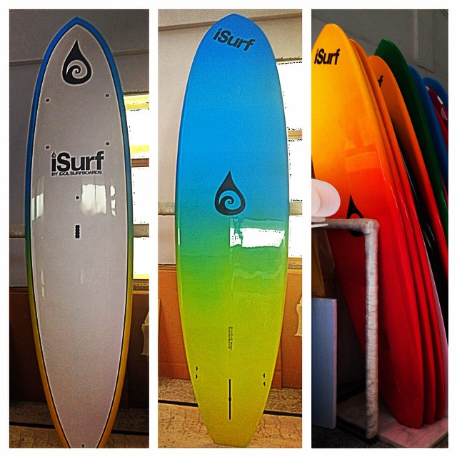 #iSurf <3's color fades!