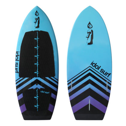 image of idol surf shaka wake surfboard