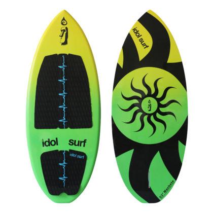 image of Machete skim-style wake surfboard