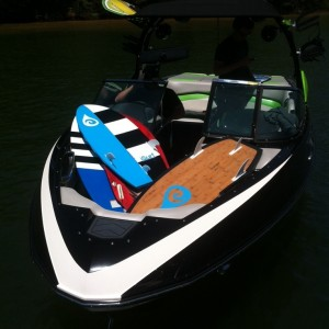 image of wakesurf boards