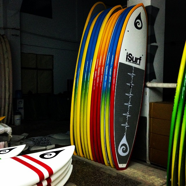 Could not be more stoked about the 2015 #iSurf by @idolsurf lineup!