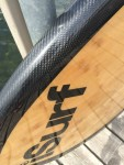 carbon bamboo sup