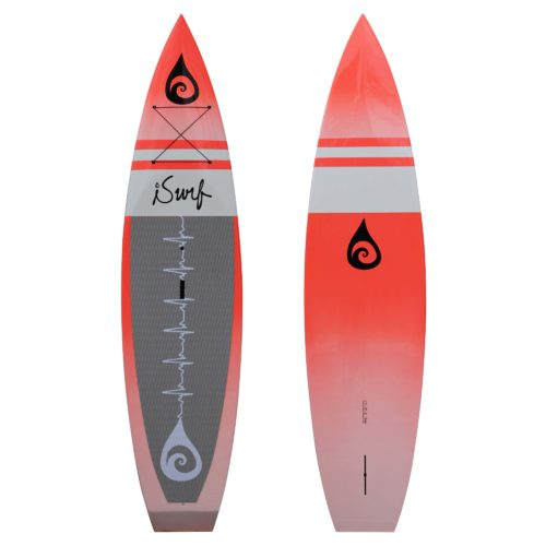 image of touring wake surfboard