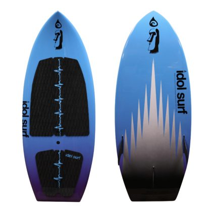 idol shaka wake surfboard