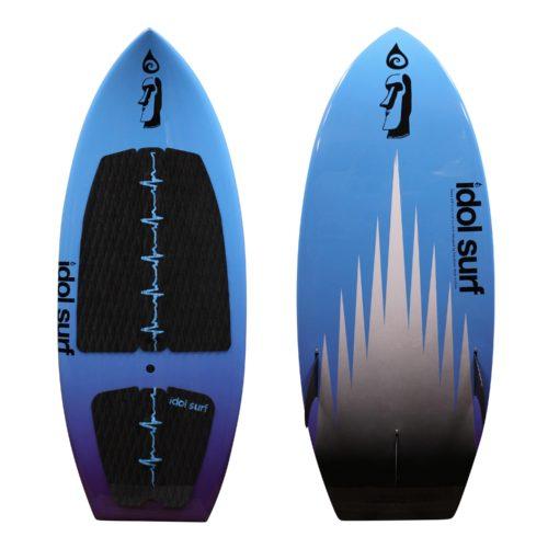 idol shaka wake surfboard