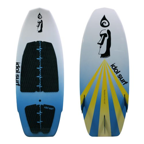 idol invasion wake surfboard