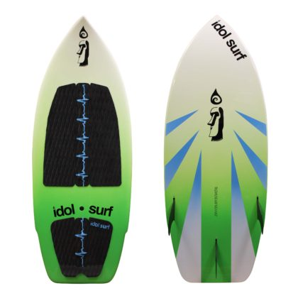 idol twist wake surfboard