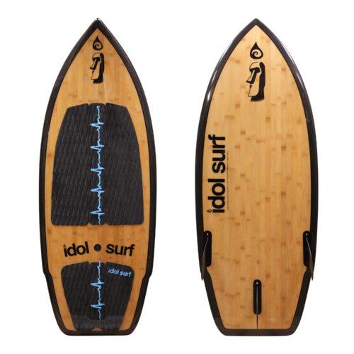 "idol kahuna 4'6"" wake surfboard"