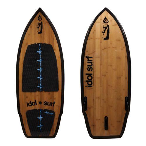 idol kahuna wake surfboard