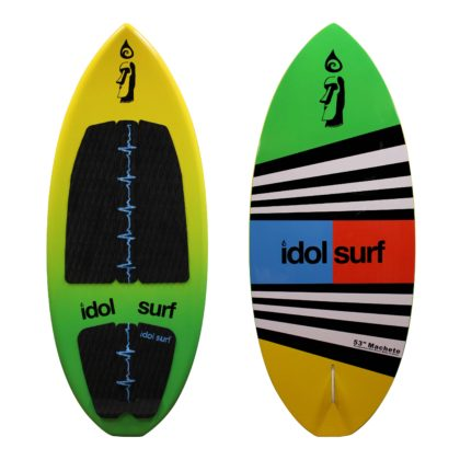 machete wake surfboard image
